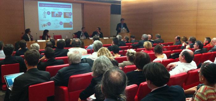 Intervention d'Henri Verdier au colloque Le Numérique, Moteur du Changement